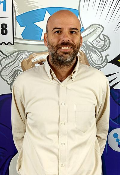 Antonio Ramón Molina Gazquez