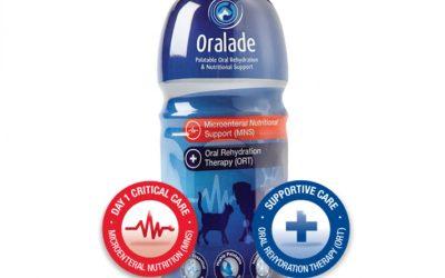 Oralade hidratación