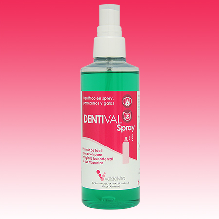DENTIVAL SPRAY