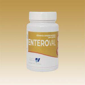 EnteroVal Alimento complementario para perros y gatos.