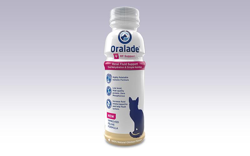 oralade cat hidratacion felinos enfermedad renal