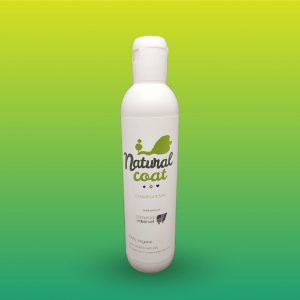 NATURAL COAT CHAMPU PERROS ANTIBACTERIAS