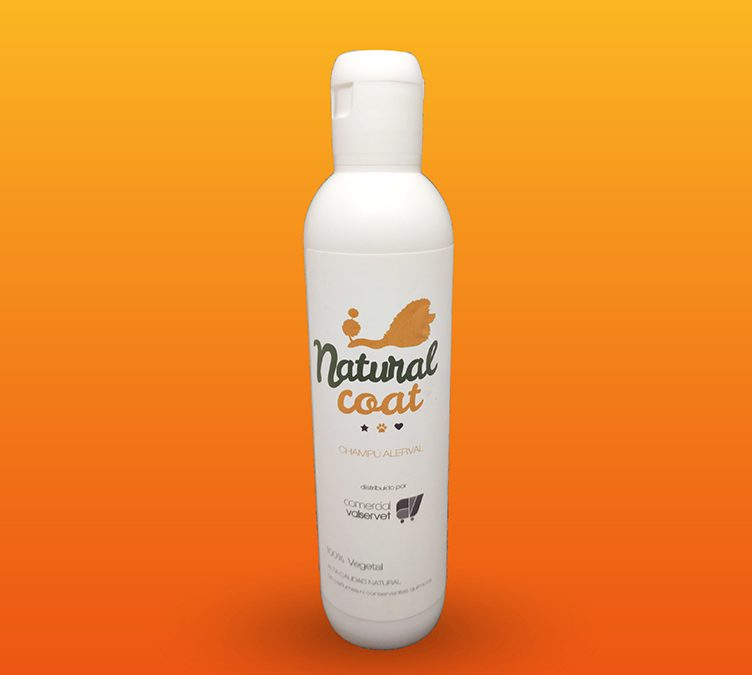 Natural Coat Champú AlerVal